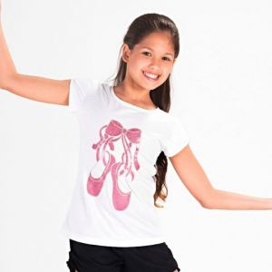 imagen Camiseta infantil puntas
